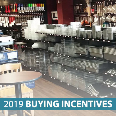 2018 Buying Incentives